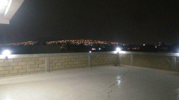 Foto Terraza De Noche De Quantum Arquitectos 254091