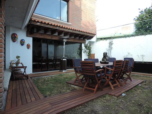 Terraza Jardin Metepec Ideas Decoración