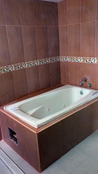 Baño De Tina Con Eucalipto:Foto: Tina Baño Principal de Arq Elvis Mendieta #5791 – Habitissimo