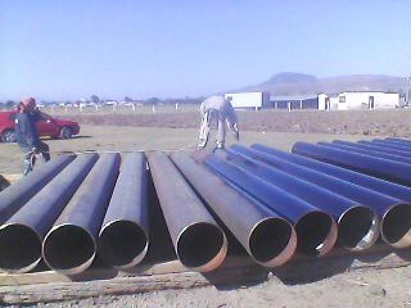 Foto tuberia 20 agua potable de soluciones en sand blast - Tuberia agua potable ...
