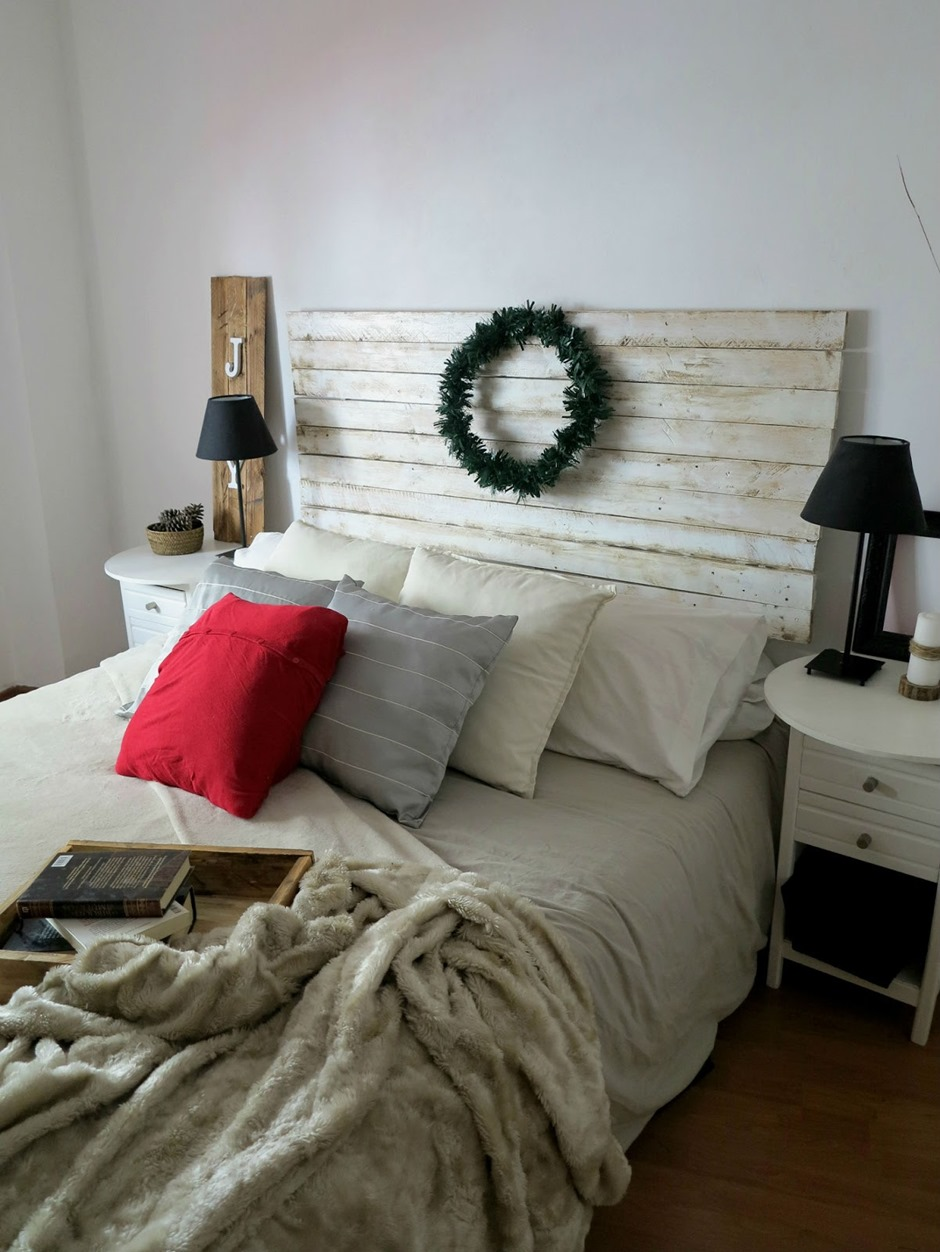 Cabeceros originales para un dormitorio con personalidad - Cabeceros originales de madera ...