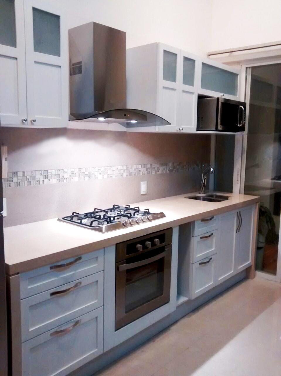 Una cocina de ensue o en un espacio chiquito mtd - Cocinas de ensueno ...