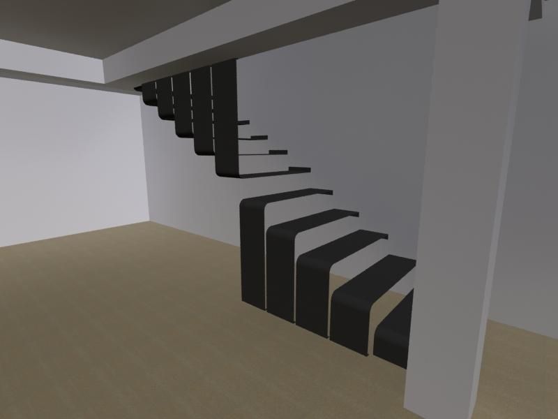 dise o y construccion de escalera proyectos arquitectos