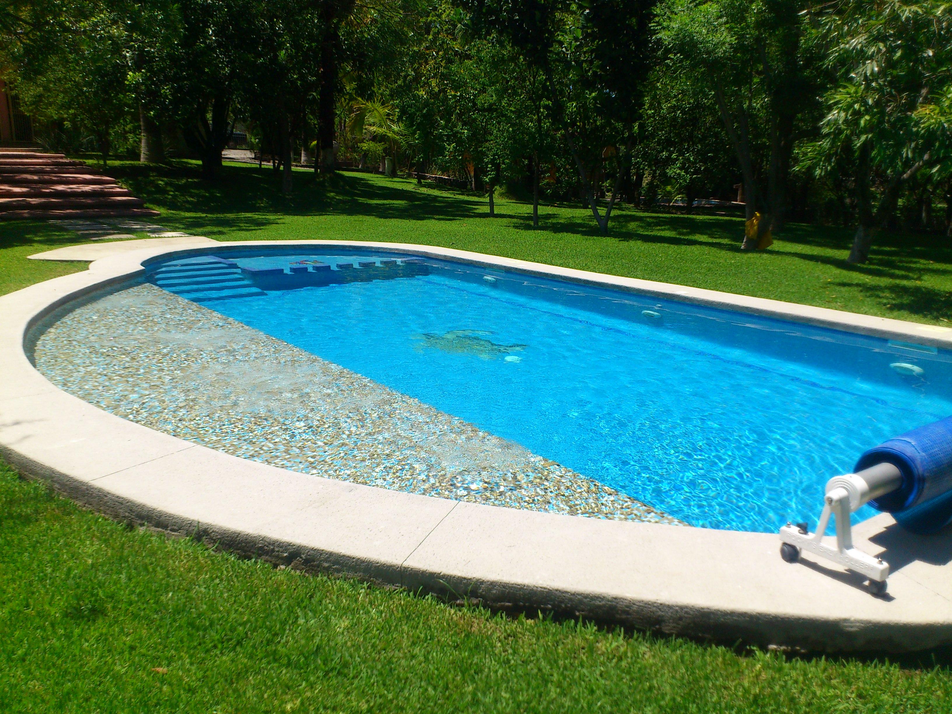 Construcci n de alberca en puente de ixtla morelos ideas for Ideas para hacer una piscina