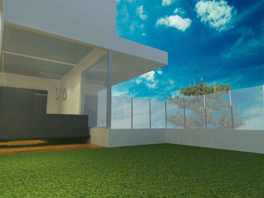 Proyecto de casa habitacion global arquitectura - Proyectos de casa ...