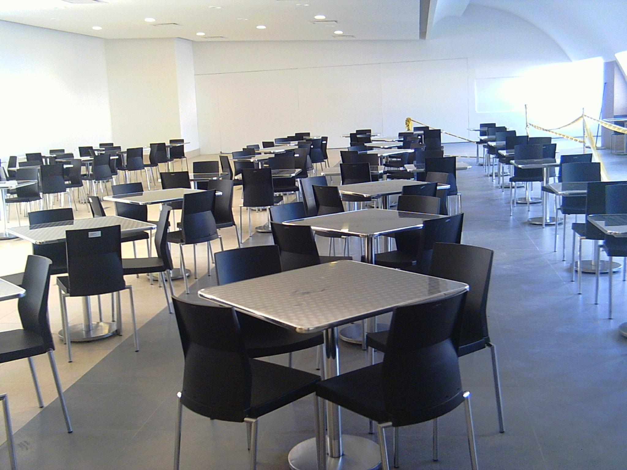 mesas sillas y muebles para restaurante o cafeter a mtd