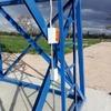 Alimentaciones para torres de vigilancia