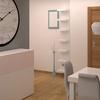 Anteproyecto con imágenes en 3D del comedor