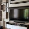 Remodelar area de tv para hacer una recamara