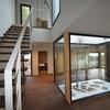 Casa pasiva con dos niveles