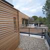 Exterior passivhaus sustentable
