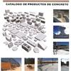 CATALOGO DE PRODUCTOS DE CONCRETO