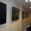 Colocación pantallas salas de juntas