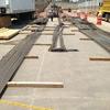 Concreto hidráulico para patio de maniobras