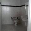 Foto: Construcción de baño.