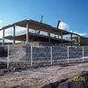 Foto: Construcción de edificio de oficinas.