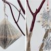 decoración del árbol de navidad de papel