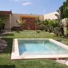 Jardín sobre superficie de cisterna de 3.5 x 2.6m