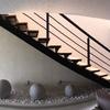 Escaleras casa Cumbres.