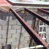 Estructura monten para construcción techo