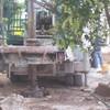 Excavación para pilote