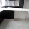 Fabricación de cubierta de marmol.