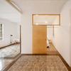 Diseño de Interiores Casa,  cielo falso en habitación de 6 x 6 mts