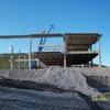 Foto: Inicio de edificio de oficinas.