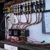 instalación de contactores de arranque para sistema de aire acondicionado
