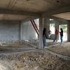 Interior en construcción