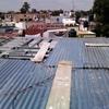 Quitar y poner techo de lamina galvanizada