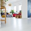 Cambiar piso de porcelanato en un lobby de un condominio