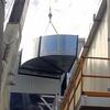 Remodelar ductos de aire con aislamiento térmico y sistema de hvac