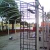 Montaje de estructura de la cubierta.