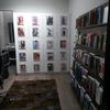 Mueble de archivo y librería