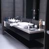 Hacer un baño con medidas 2 x 5  con dos ventanas