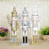 New-3pcs-luxury-Christmas-gifts18-inch-font-b-Wood-b-font-Made-crafts-artesanato-Nutcracker-Zakka