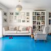 Alisado de paredes, pintura y quitar un closet abierto empotrado