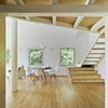 Piso de madera natural