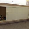 Construir e instalar 2 puertas corredizas de aluminio
