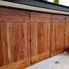 Puertas de madera para exteriores