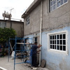 Reparación de bajada de aguas pluviales