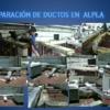 REPARACIÓN DE DUCTOS EN ALPLA TOLUCA