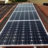 Remodelar edificio,  kiloWatts que genera un panel solar