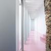 Resina epóxica rosa