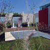 Roof garden de la casa