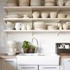 rustic-country-kitchen-open-shelves-for-porcelain-design
