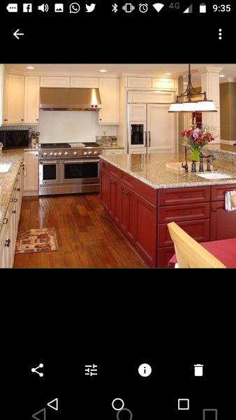Cu nto cuesta una cocina con muebles de madera como la de for Muebles anser