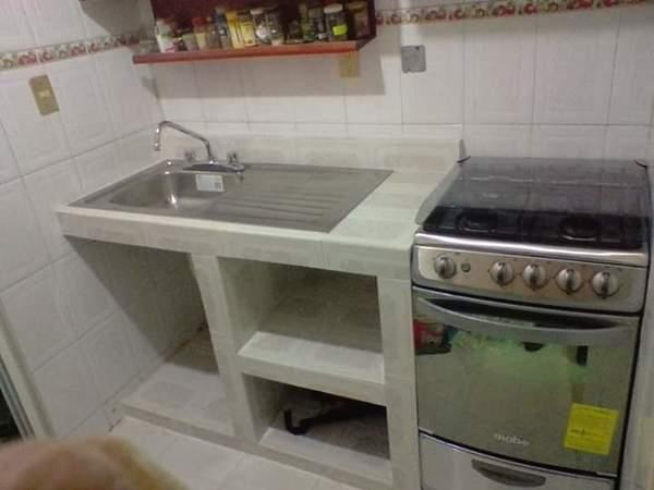 Que Material Es Mejor Para Hacer Muebles De Cocina Cemento O