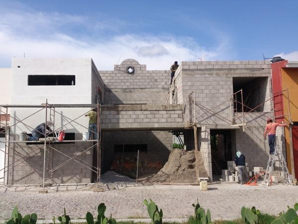 Cu nto cuesta el metro cuadrado de construcci n en obra - Cuanto cuesta el material para construir una casa ...